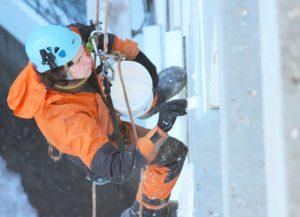 Утепление стен снаружи, высотный клининг, ремонт фасадов в Тольятти